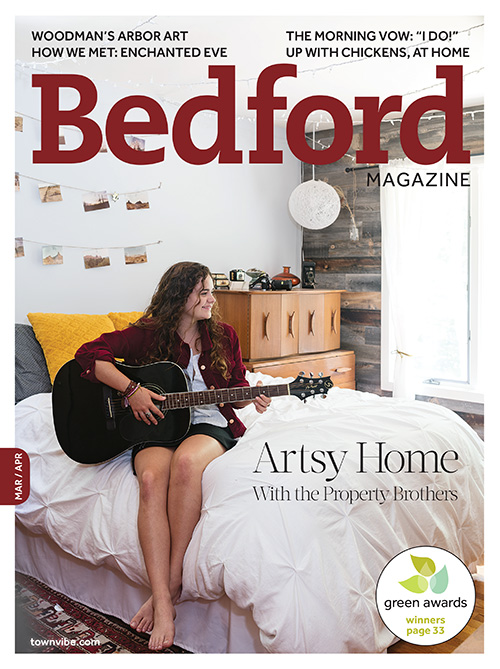 BEDFORD MAGAZINE, MARCH/APRIL 2017