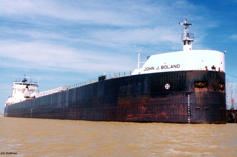 John Bolland Transported coal to Fox River Terminal June 22nd