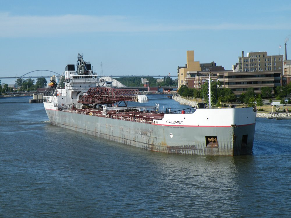 Calumet Transported coal to Georgia Pacific June 30th