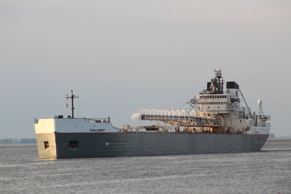 8.4.17    Calumet Imported salt to Fox River Terminal from Cleveland, OH
