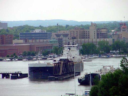 Sam Laud  Arriving: September 17 at 8:00 pm Departing: September 18 Origin: Michigan Cargo: Limestone Terminal: GLC Mineral