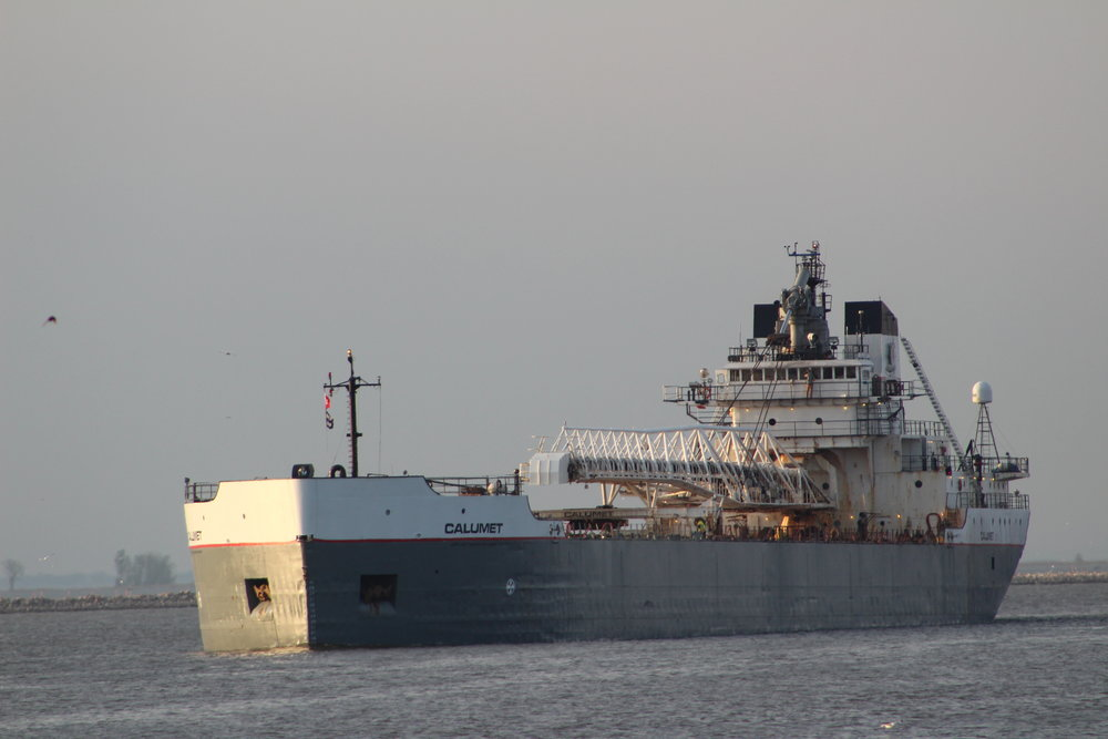 9.15.17      Calumet Imported salt to Fox River Terminal from Ohio