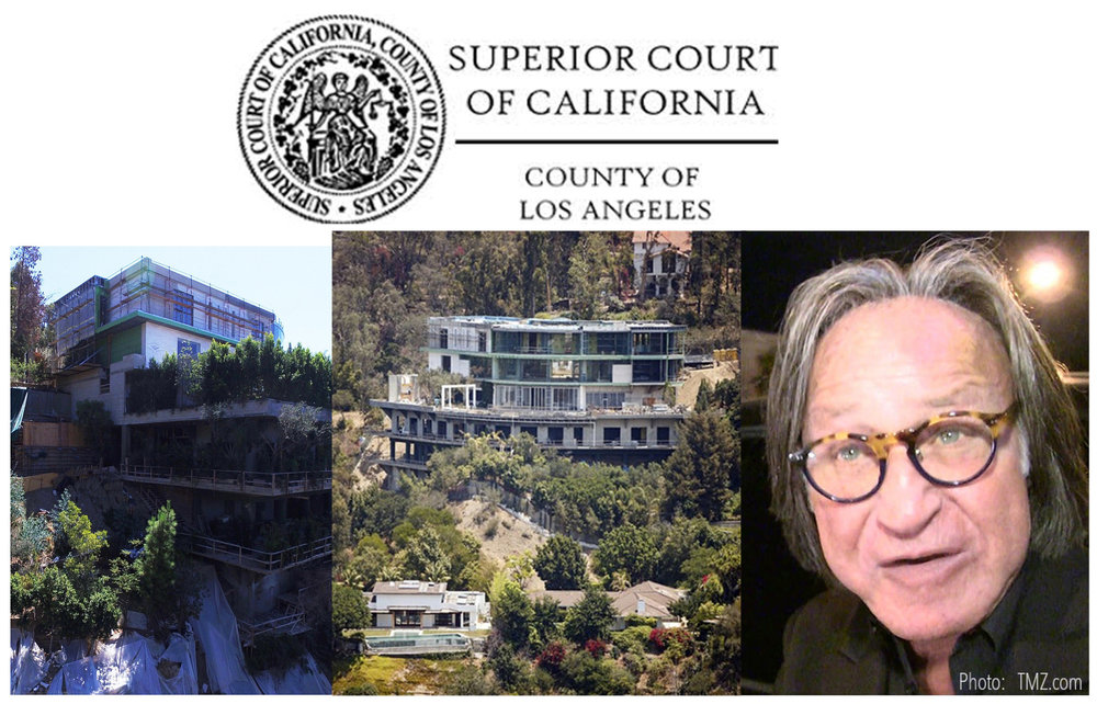 "This Monday, September 18, 2017, at 8:30 AM, there will be another hearing on the 901 Strada Vecchia issue and Mohamed Hadid. It is expected that the City Attorney is going to ask the Court to set a ""completion bond"" at Monday's hearing, as well as a requirement that Mr. Hadid have a licensed contractor on site at all times.  Hearing details for those who wish to attend: 8:30 AM Van Nuys Superior Courthouse West 14400 Erwin Street Mall Van Nuys, CA  91401 7th Floor, Department 113"
