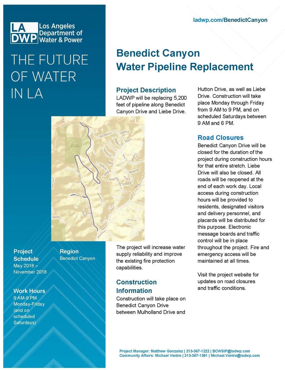 BENEDICT CANYON FACT SHEET (3-28-18).jpg