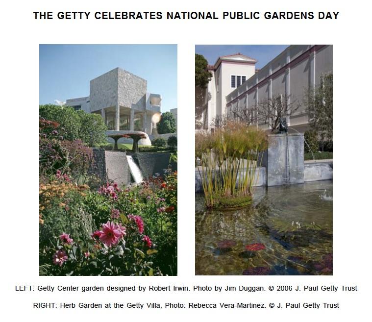 Getty Celebration Nationa Public Gardens Day.jpg