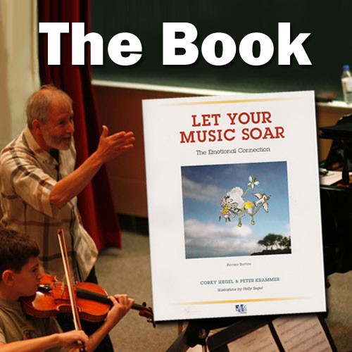 """""""Corky Siegel's methods for finding dynamic expression inside yourself will forever change the way your band, chorus, or orchestra approaches music. It is that profound a tool …""""– David Roche, Ph. D. Arts Education – Chicago Public Schools"""
