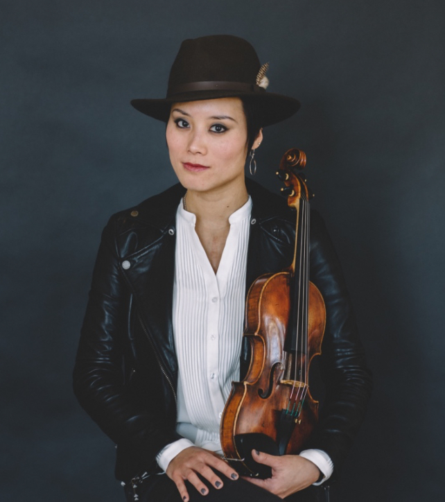Chihsuan Yang - photo by Stephanie Basso