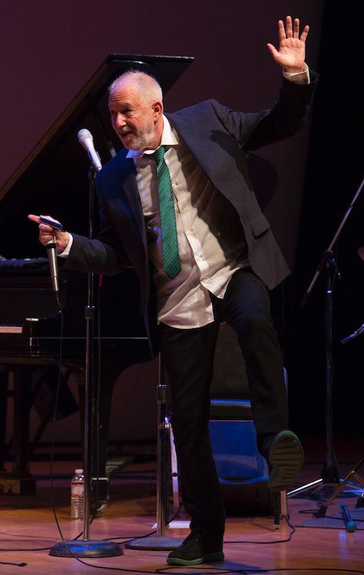 Corky Tie (Chuck Osgood)