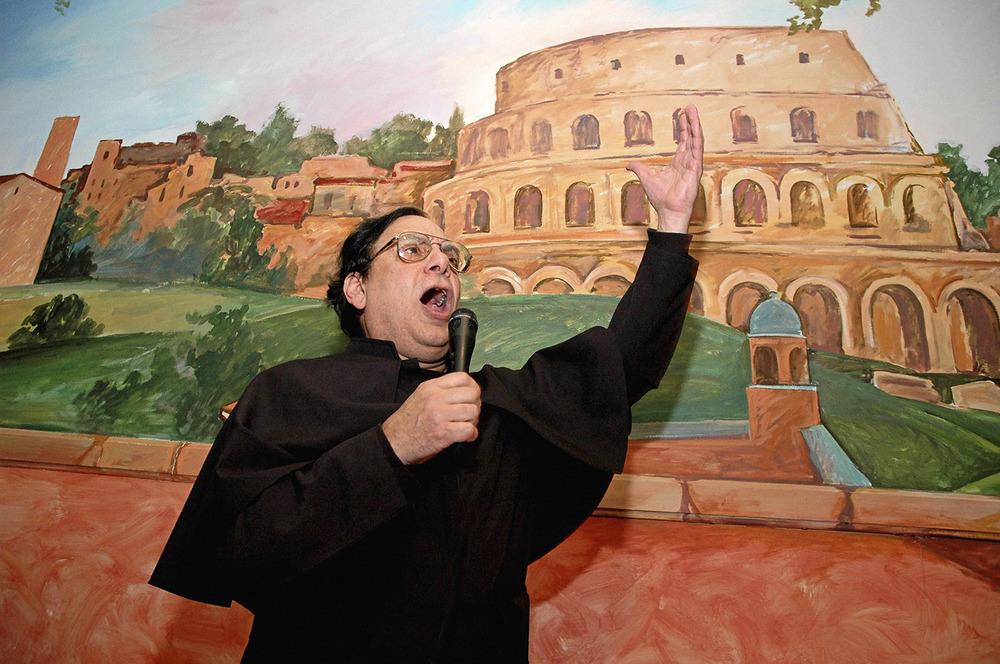 Fr. Michael Salerno