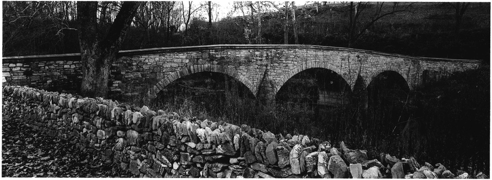 The Burnside Bridge, Antietam