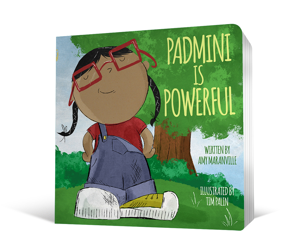 Cover of  Padmini is Powerful