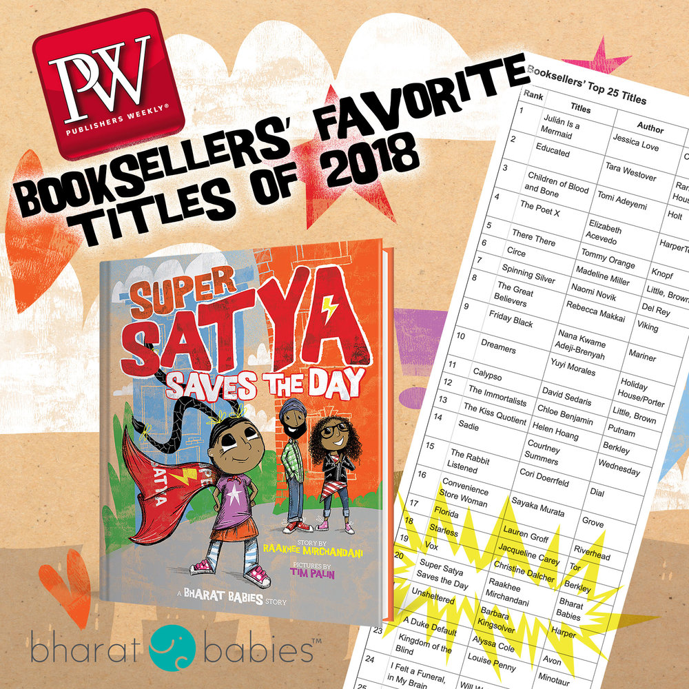 Publishers Weekly , December 2018