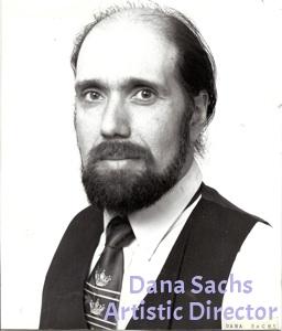 Dana Sachs (Artistic Director)