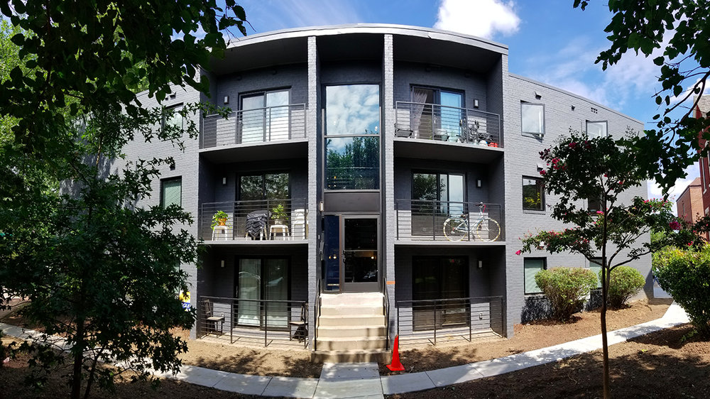 Girlbuilt Apartment Building -