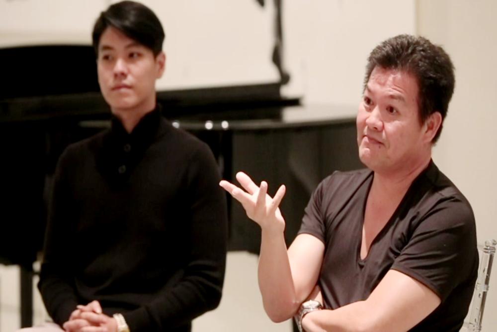 Dialogue by Raymond Yap & Lau Eng Seng