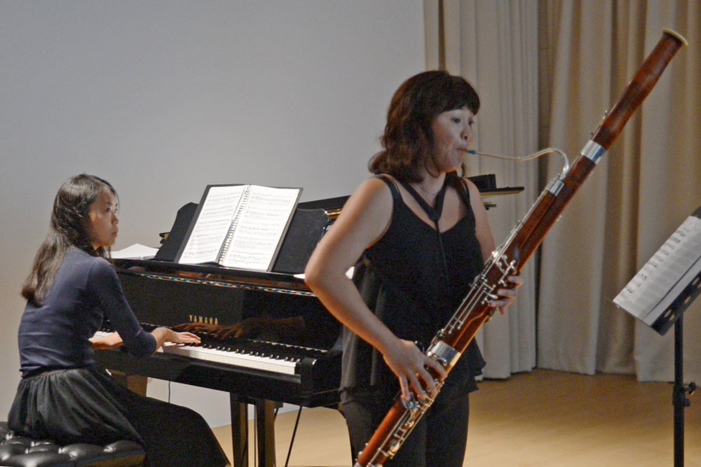 Odyssey - Embark on an epic bassoon journey