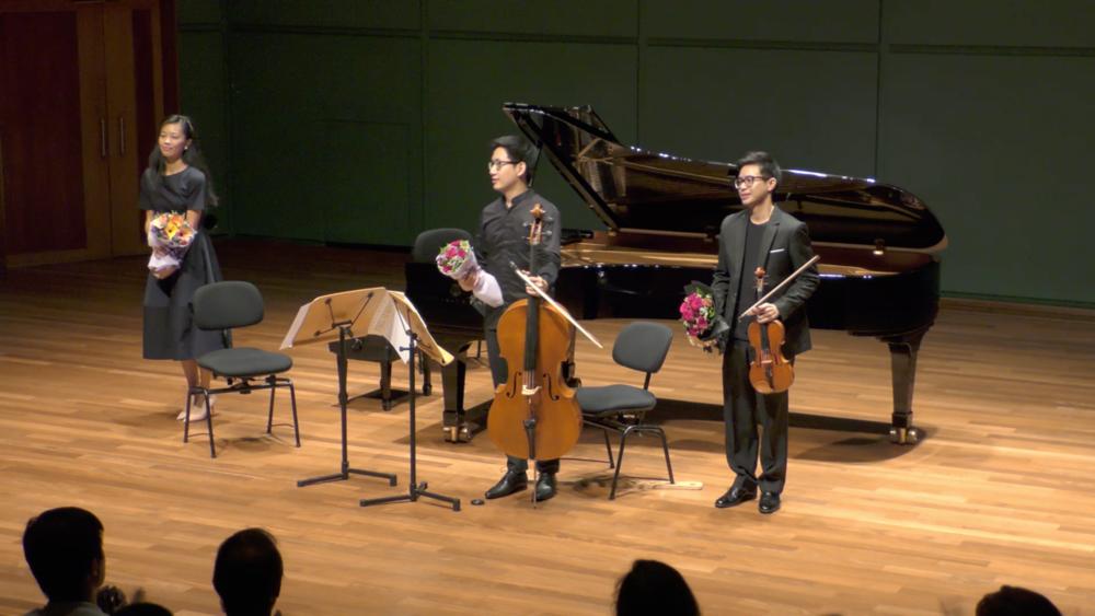 Tchaikovsky & Arensky Piano Trios
