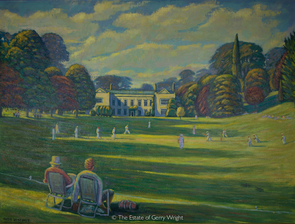 Devon cricket - Cockingford Manor