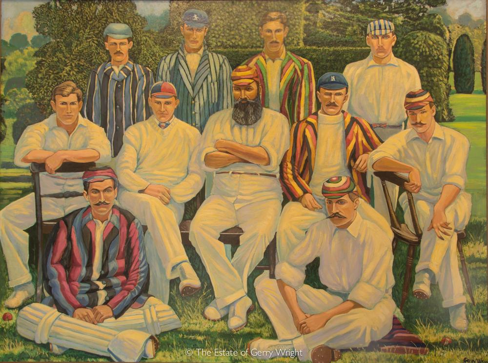 Gentlemen's Team 1894