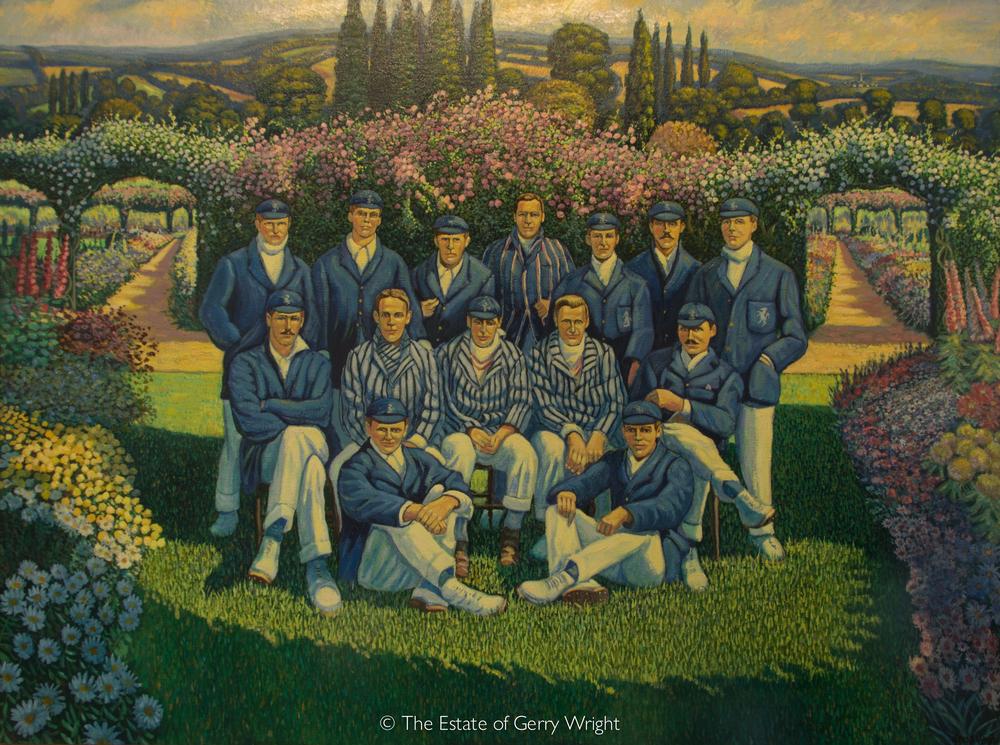 Kent Champion cricket 1913
