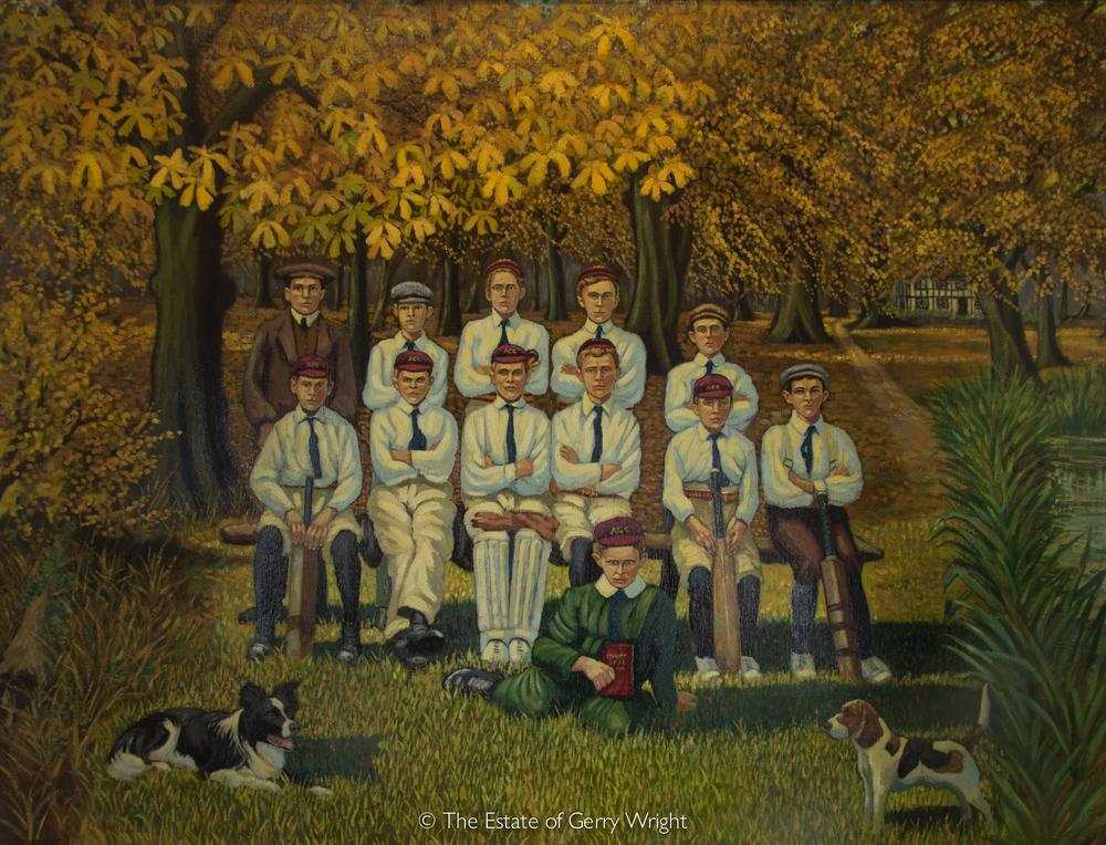 The Boys Cricket Team