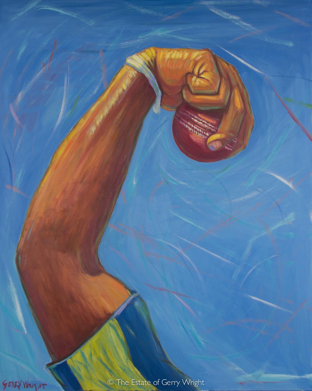 Bowler's grip