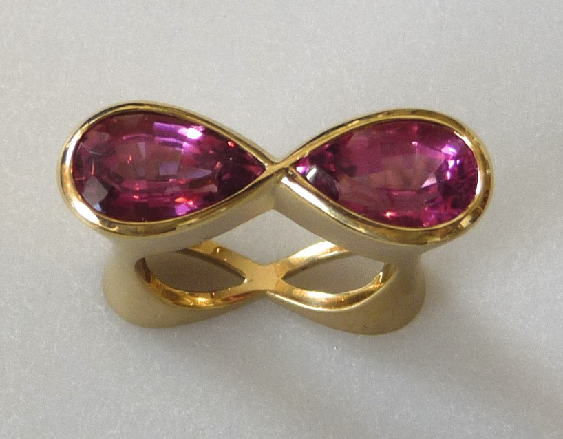 Ring- Double Infinity Pink Tourmaline top.jpg