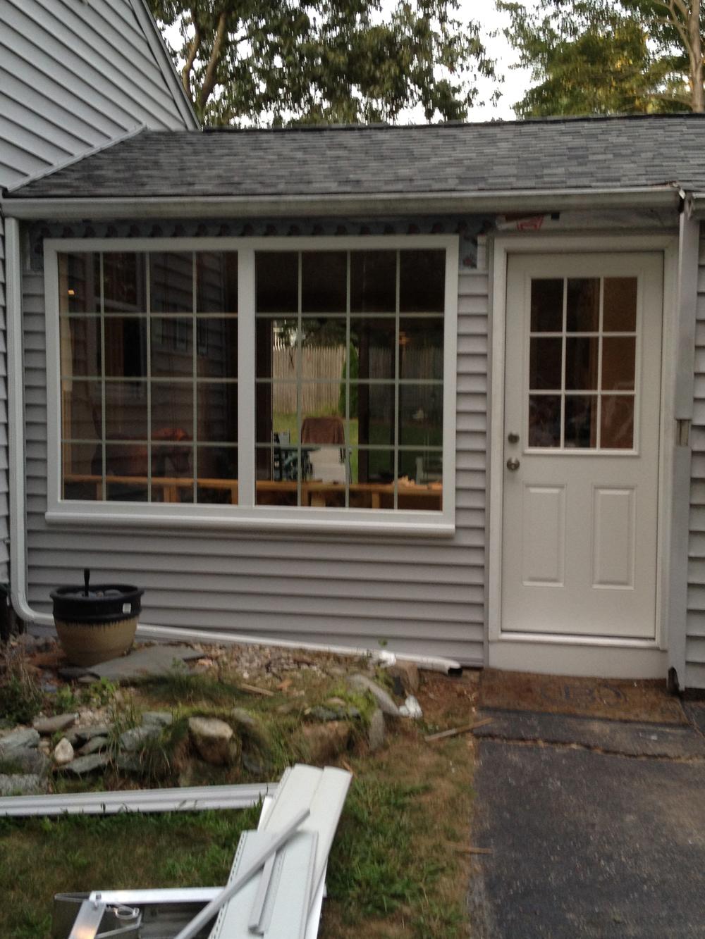 Window & Siding, Framingham 2011 - After