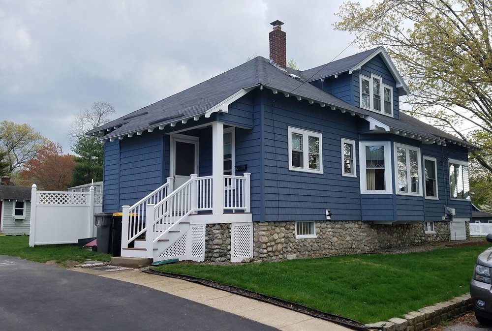 CertainTeed Cedar Impressions® Siding in Framingham After