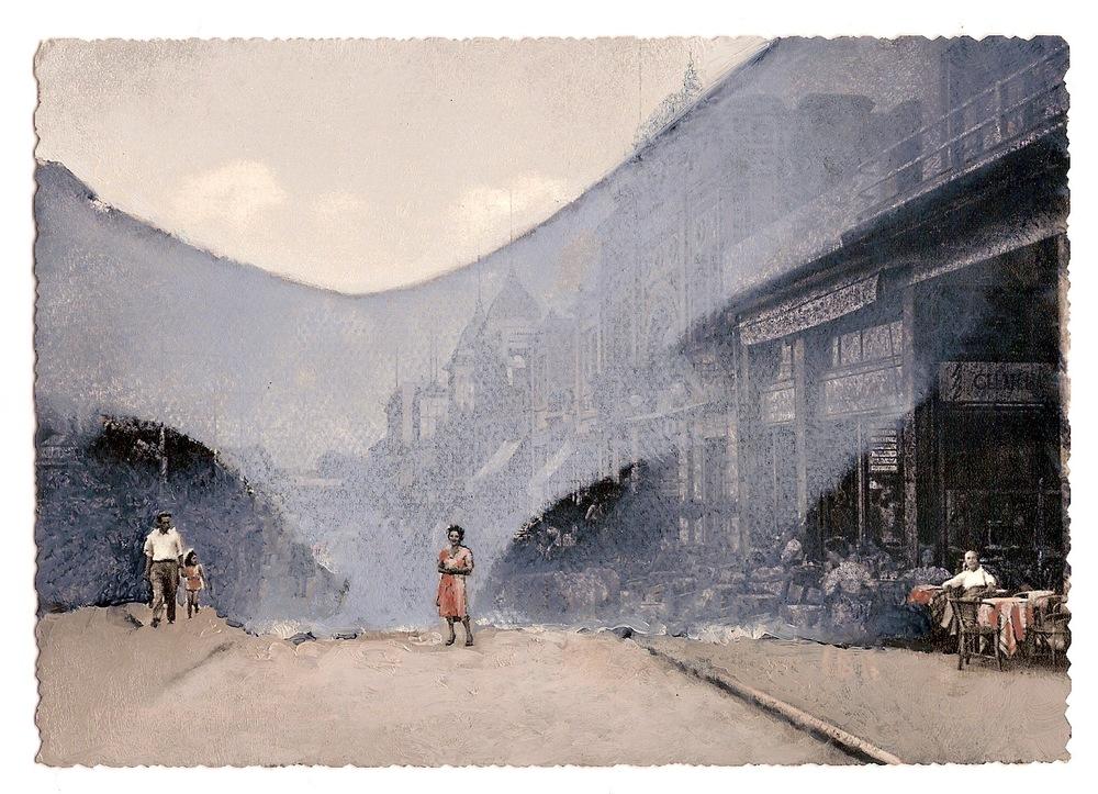 La Passeggiata III, 2010