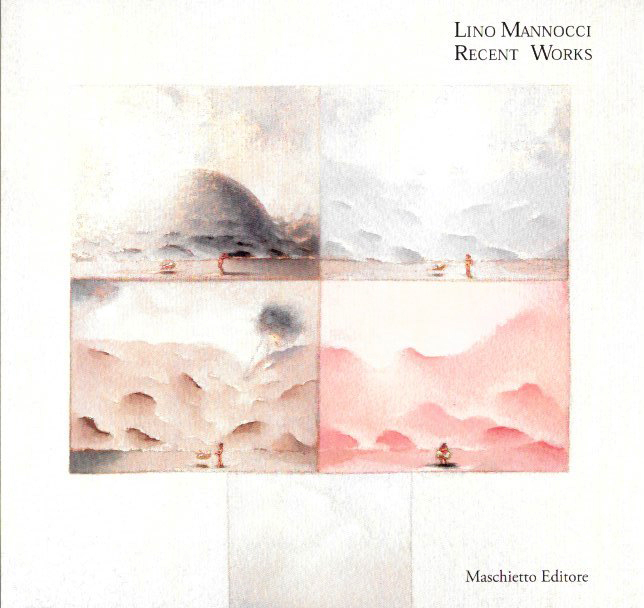Lino Mannocci Recent Works