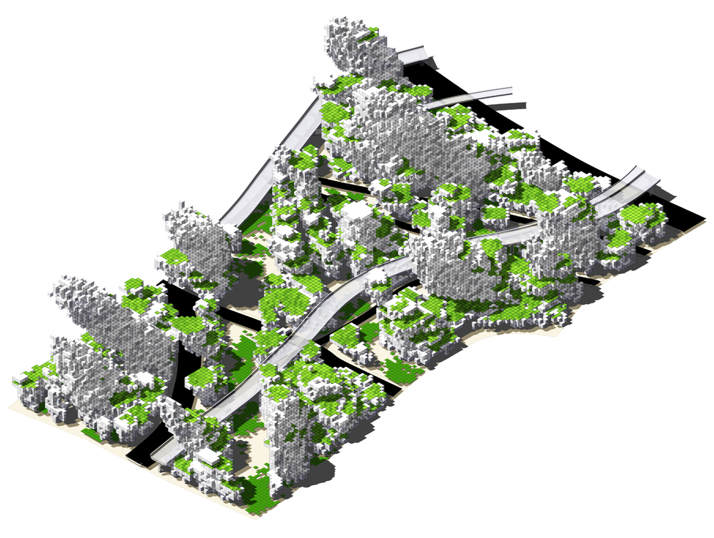 Concrete Island - test 02