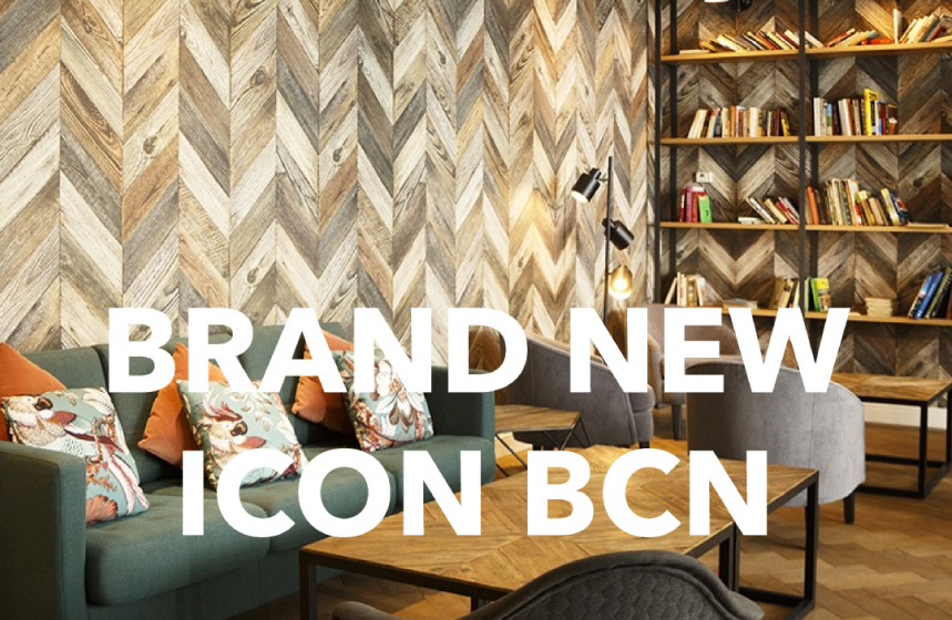 Icon Bcn, the newest Satellite which offers an urban & laid-back atmosphere.
