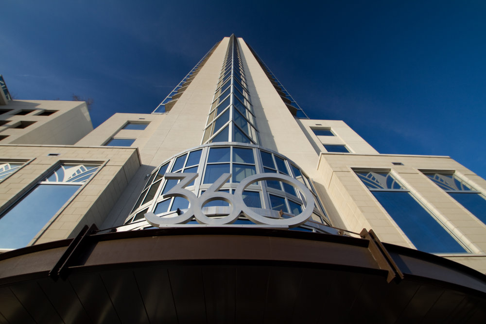 The 360 Condo building in Austin Texas was Smarter Homes and Advanced AV Solutions claim to fame in 2008 and 2009. We were very busy completing the 284 pre-sold AV packages throughout the building.