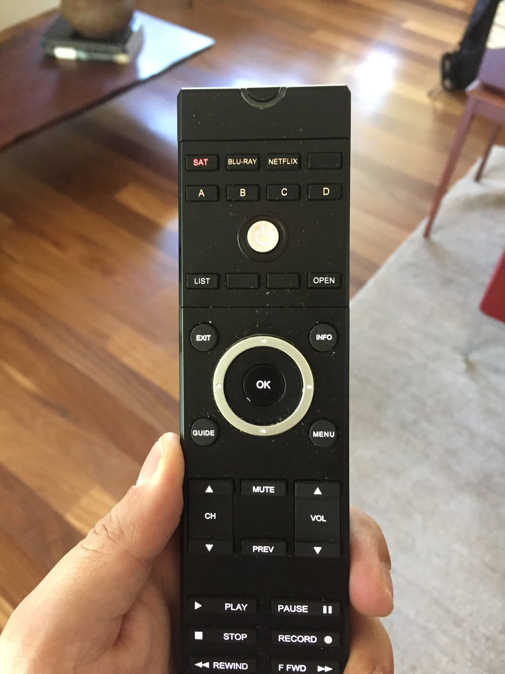 Living Room Remote Control