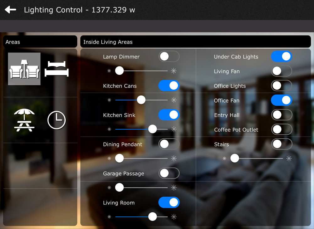Austin Lighting Control and automation