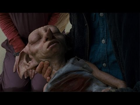 Dobby...watched you...sleep Harry Potter...and Dobby...pleasured himself