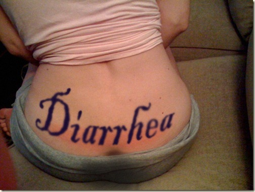 Ode To The Tramp Stamp Or