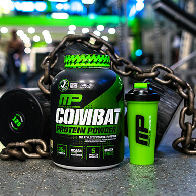 MusclePharm  Gift Set (actual gift set not pictured)