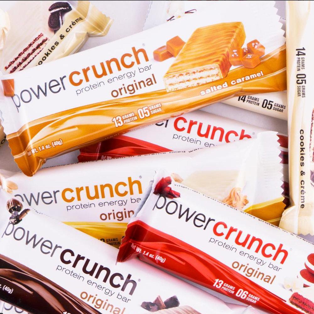 5  PowerCrunch  Gift Sets