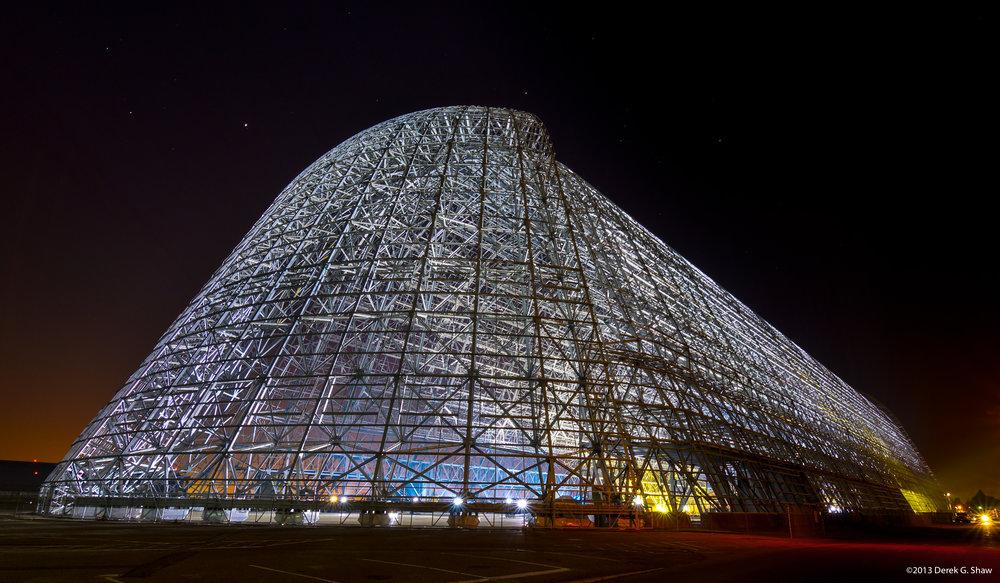 Hangar 1 at NASA Ames Research Center #1