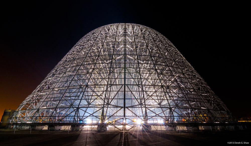 Hangar 1 at NASA Ames Research Center #2