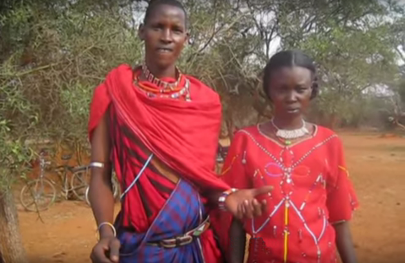 African Connections: Infusing Maasai Ceremonial Traditions