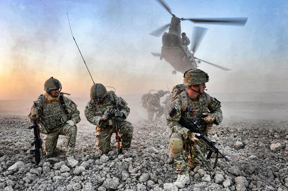 national security the third iraq war modern treatise