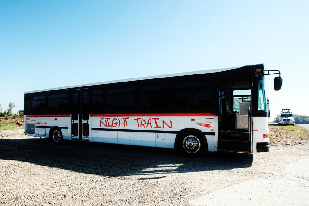 Night Train (50 passengers)
