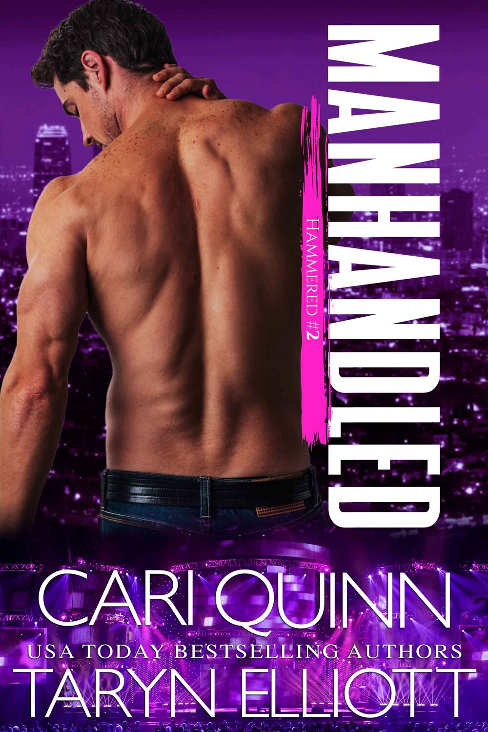 Cari Quinn Book Cover - Manhandled, Hammered 2.jpg