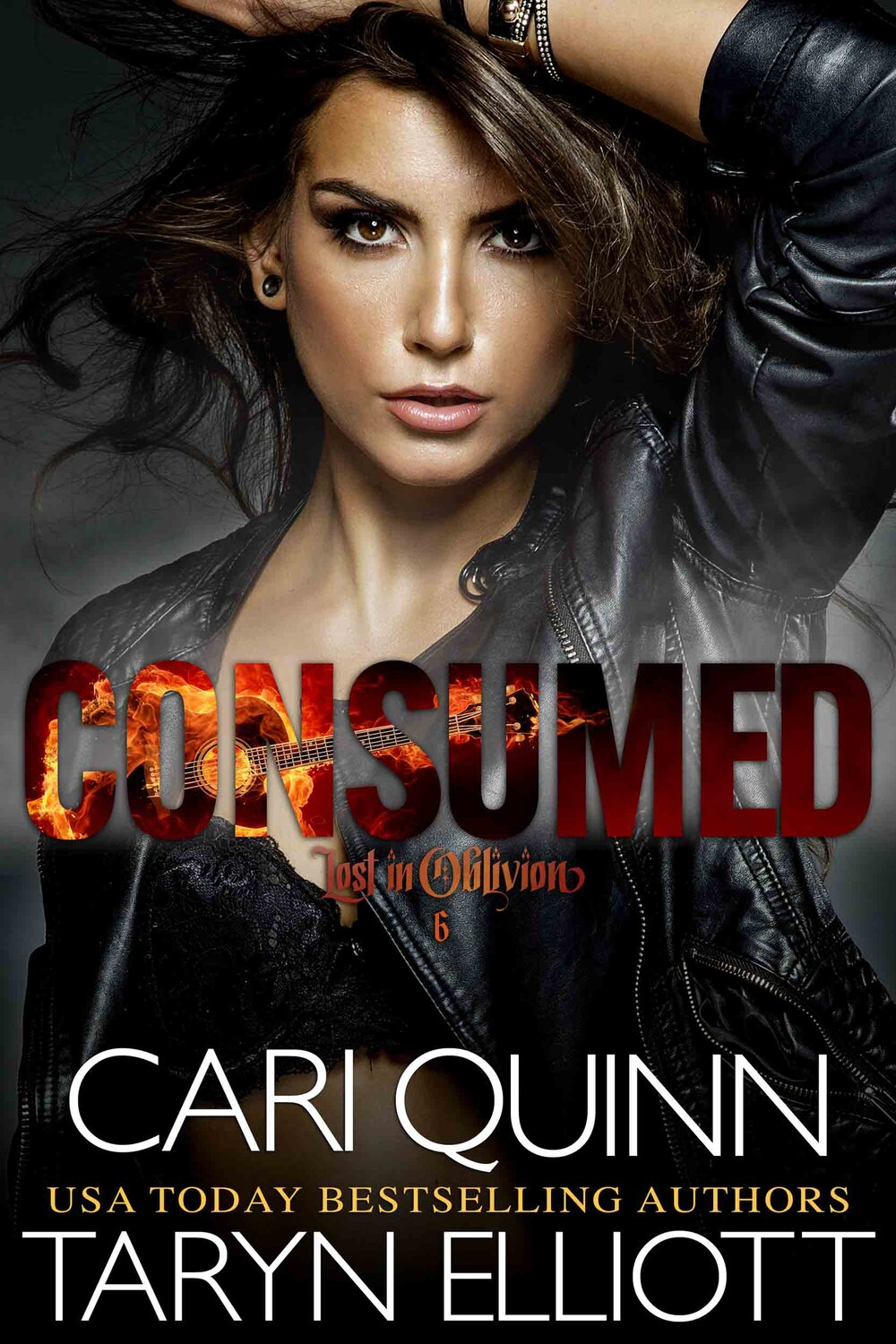 Cari Quinn & Taryn Elliott Lost In Oblivion Consumed.jpg