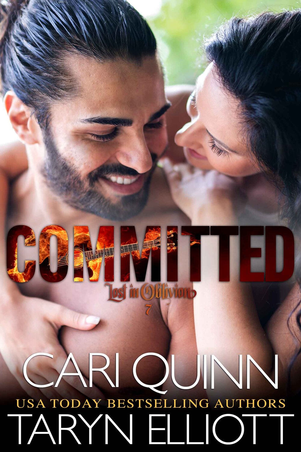 Cari Quinn & Taryn Elliott Lost In Oblivion Committed.jpg
