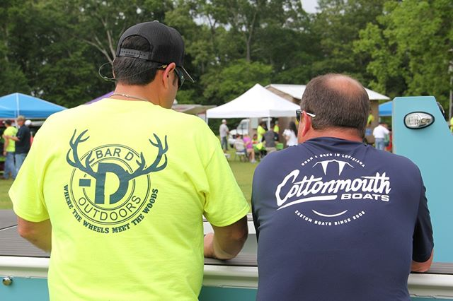 We had a great time supporting #BarD at their annual event this month. Stay tuned for more collaborations with them in the near future. #FlatBottomBoats #FishingBoats #Fishing