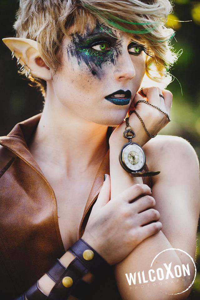 Neverland Evermore Book- Author Sarah J Pepper- HMUA- Angelique Verver- Photography- Wilcoxon Photography